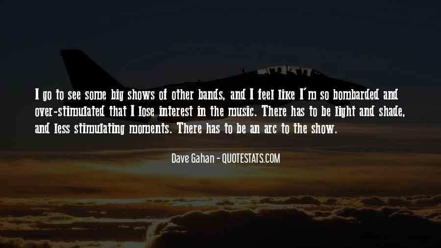 Dave Gahan Quotes #1435244
