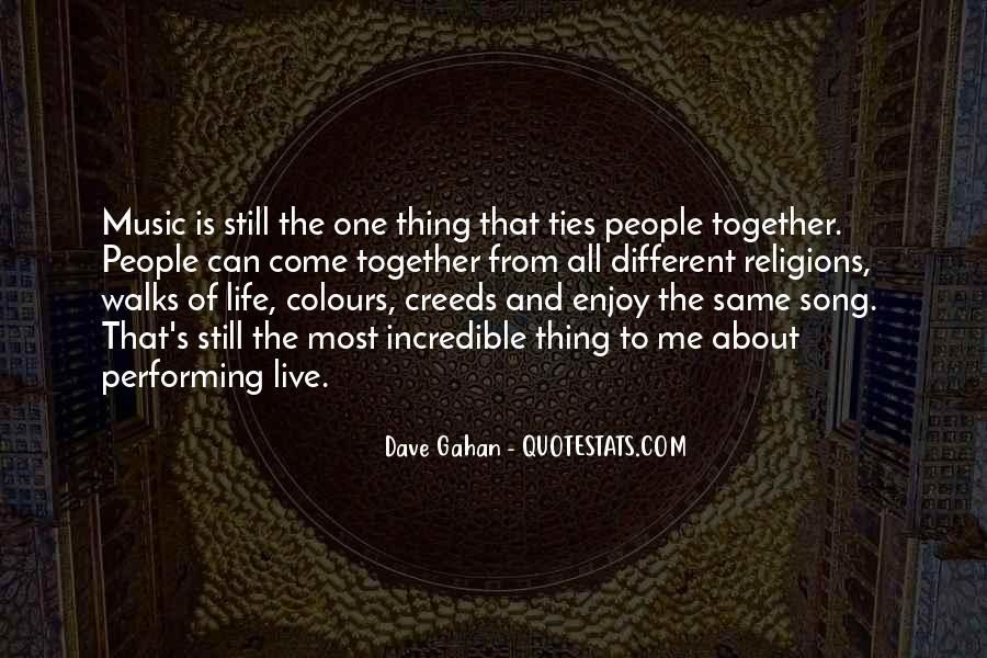 Dave Gahan Quotes #1608622