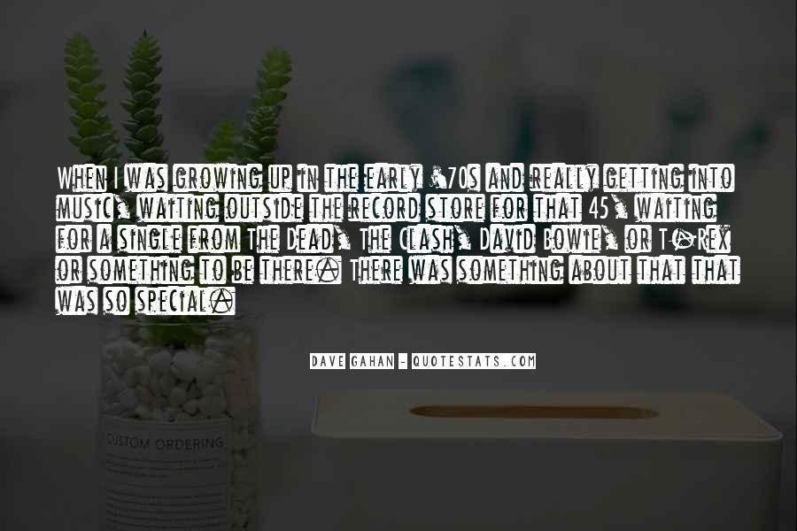 Dave Gahan Quotes #1714934
