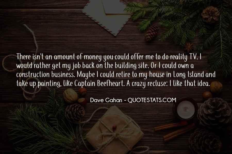 Dave Gahan Quotes #659594