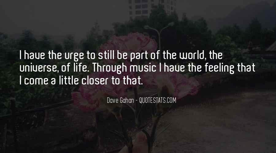 Dave Gahan Quotes #750250