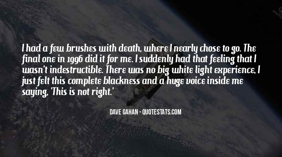 Dave Gahan Quotes #7560