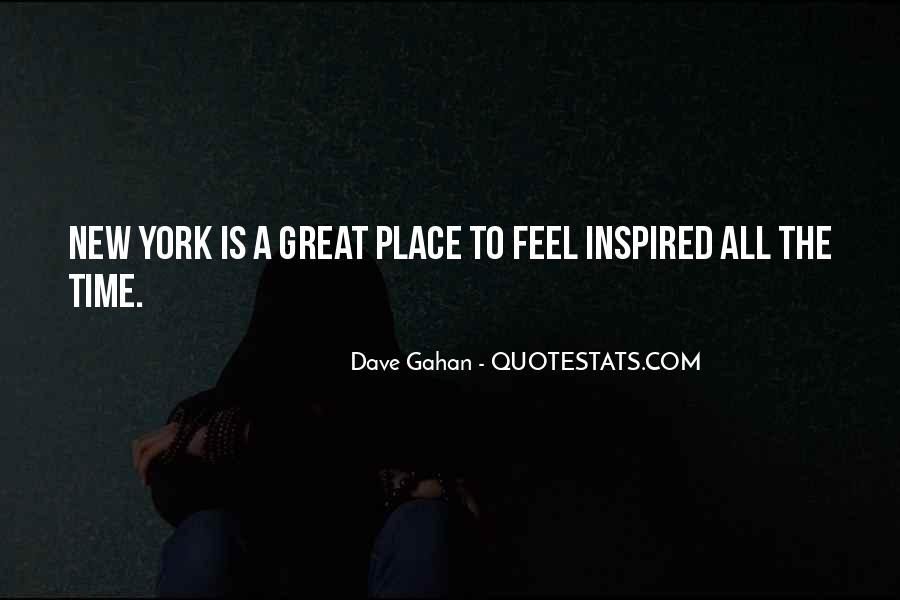 Dave Gahan Quotes #948744
