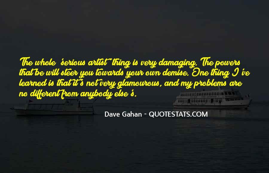 Dave Gahan Quotes #992997