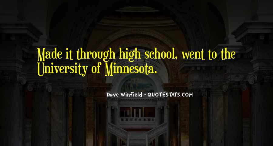 Dave Winfield Quotes #1672661