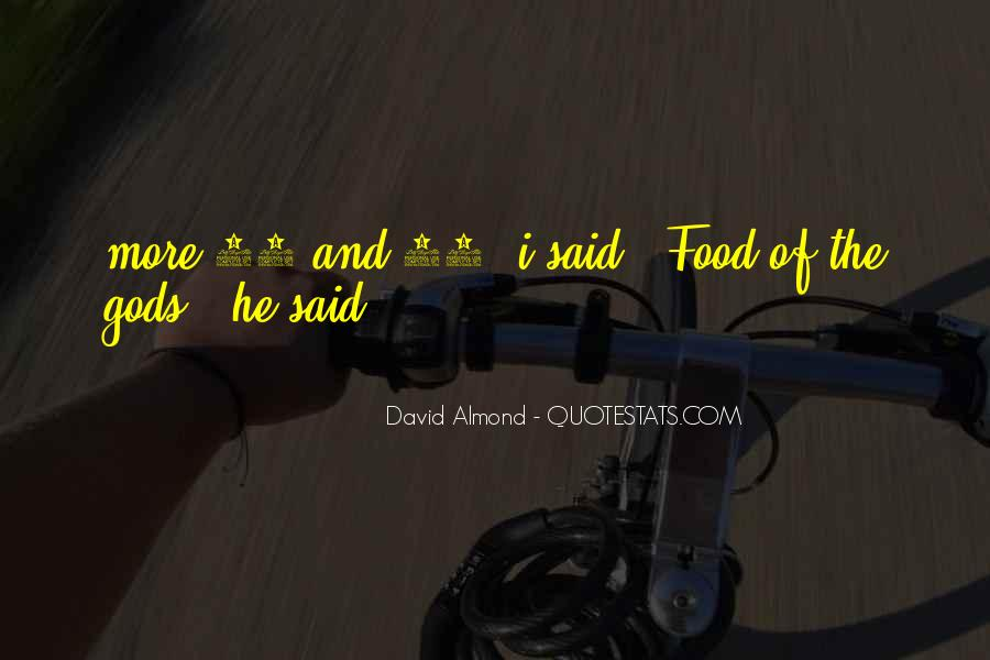 David Almond Quotes #107336