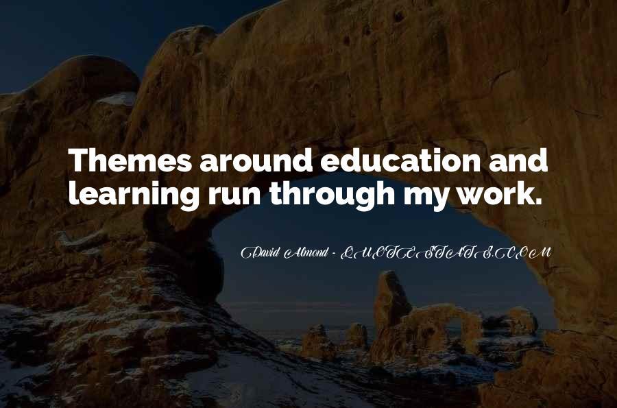 David Almond Quotes #1104685