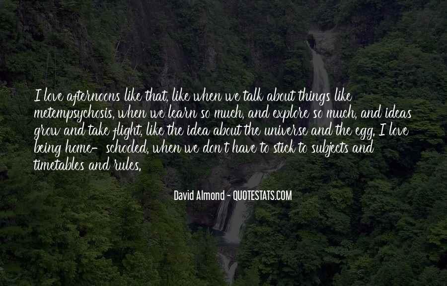 David Almond Quotes #1177259