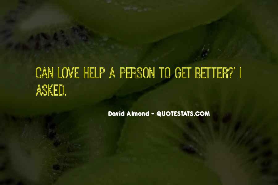 David Almond Quotes #1201656