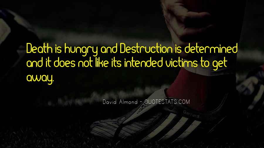 David Almond Quotes #1212724