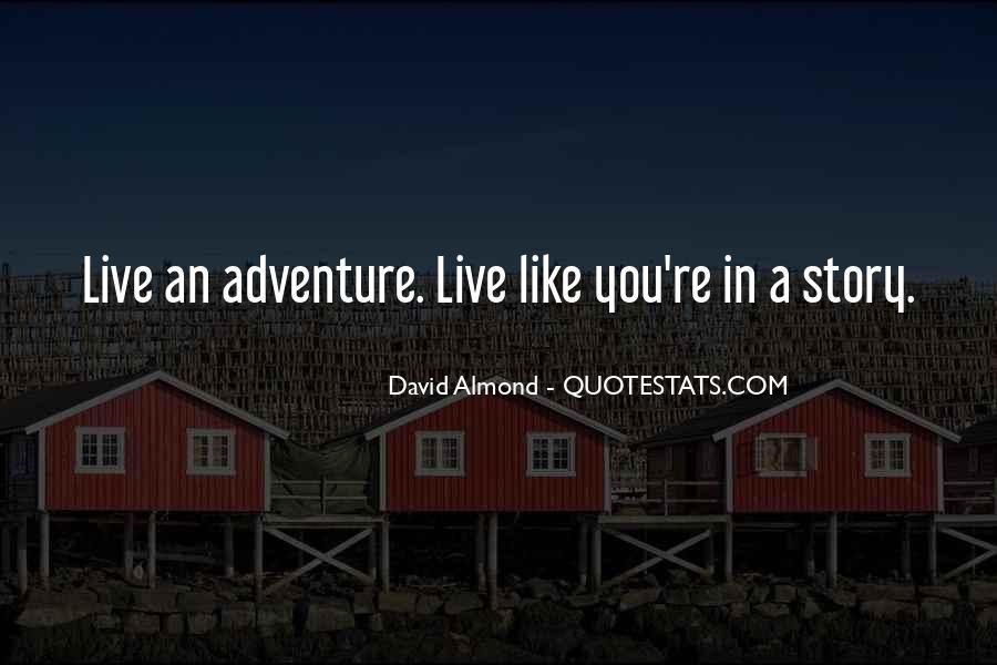 David Almond Quotes #1224419