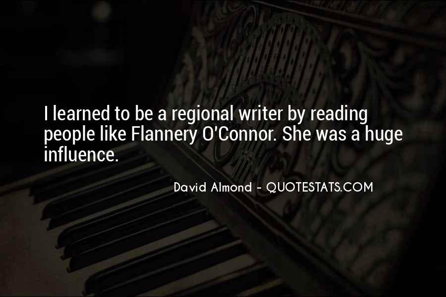 David Almond Quotes #1232431