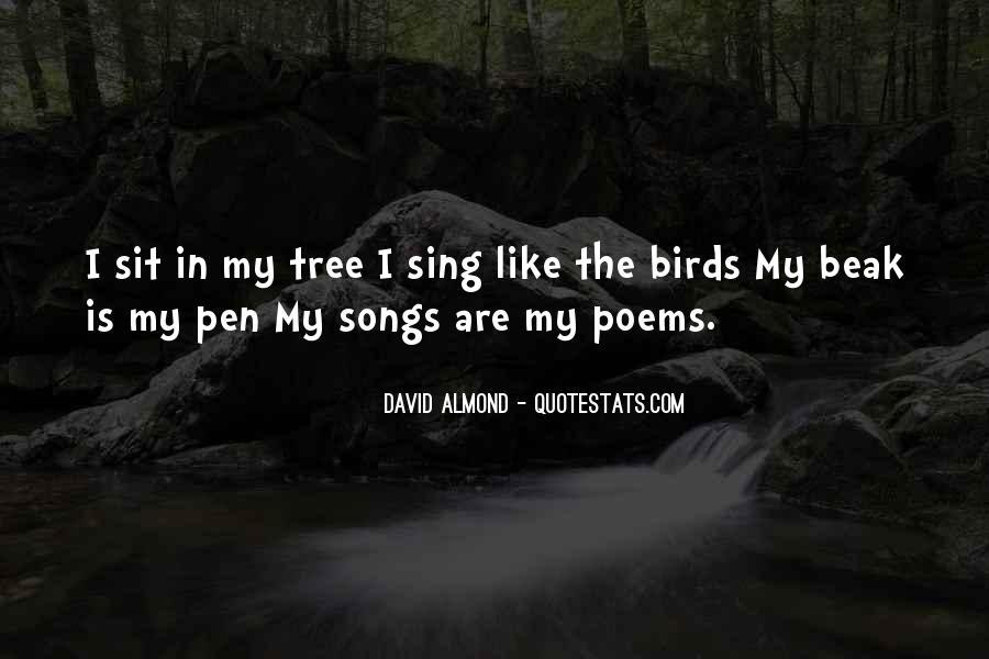 David Almond Quotes #1336085