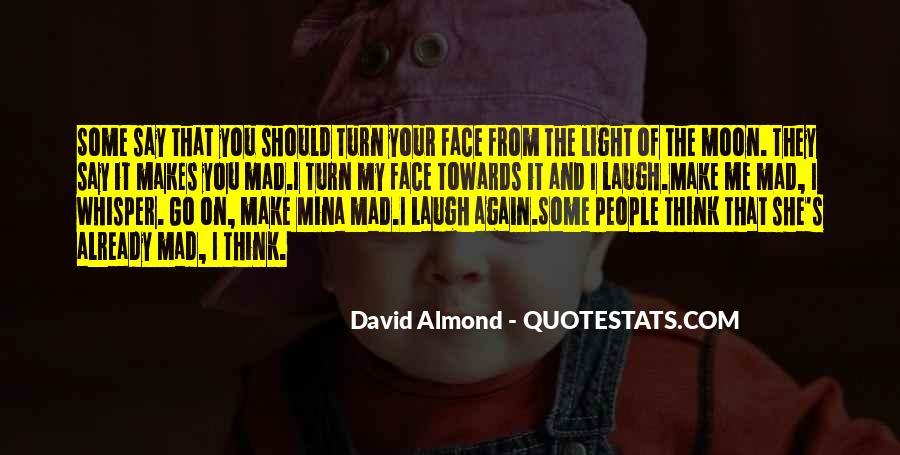 David Almond Quotes #1573198