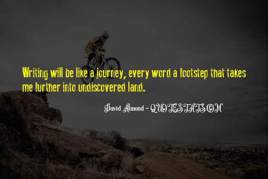 David Almond Quotes #1582276