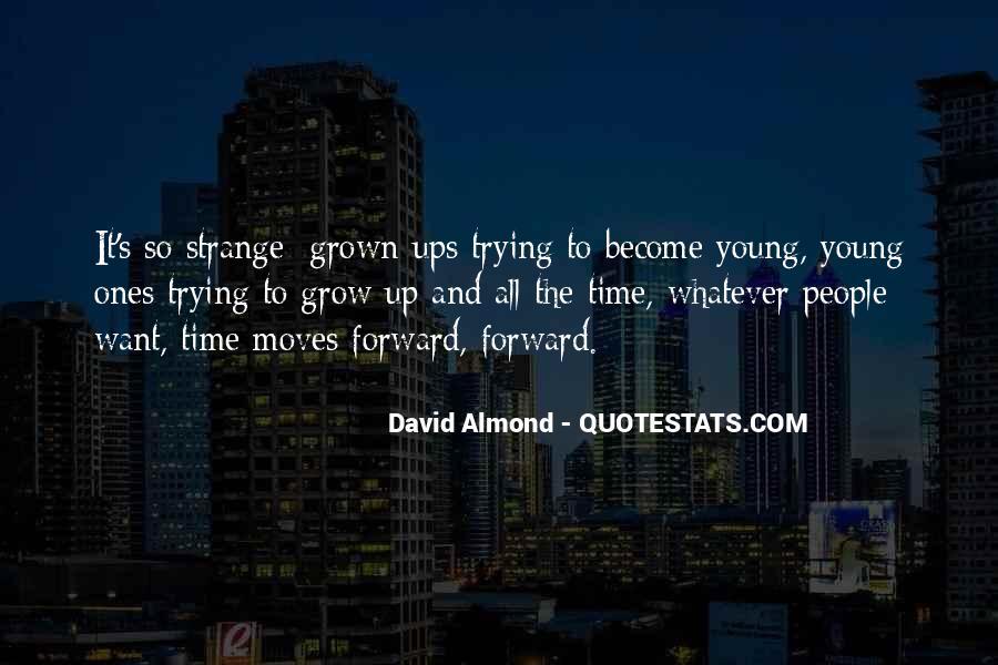 David Almond Quotes #1681723