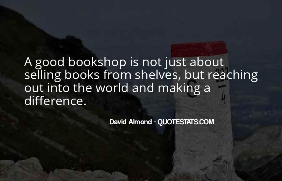 David Almond Quotes #1764891