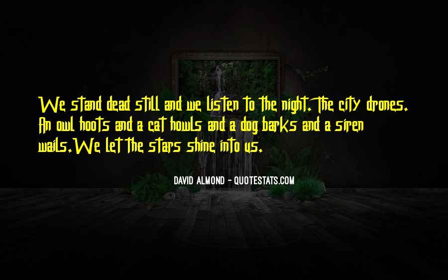 David Almond Quotes #1807314
