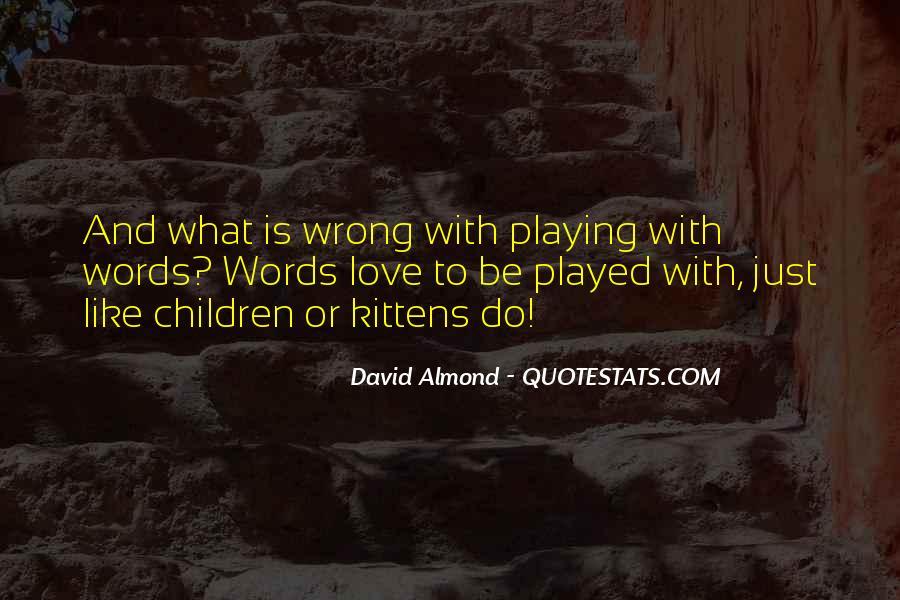 David Almond Quotes #260500