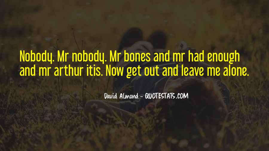 David Almond Quotes #37302