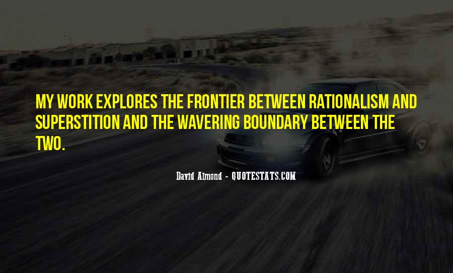 David Almond Quotes #537272