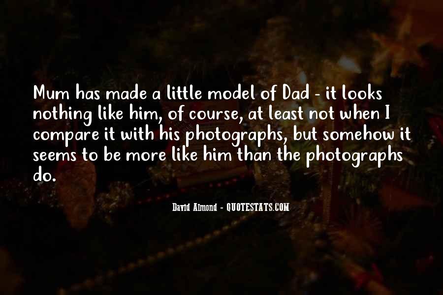 David Almond Quotes #685343