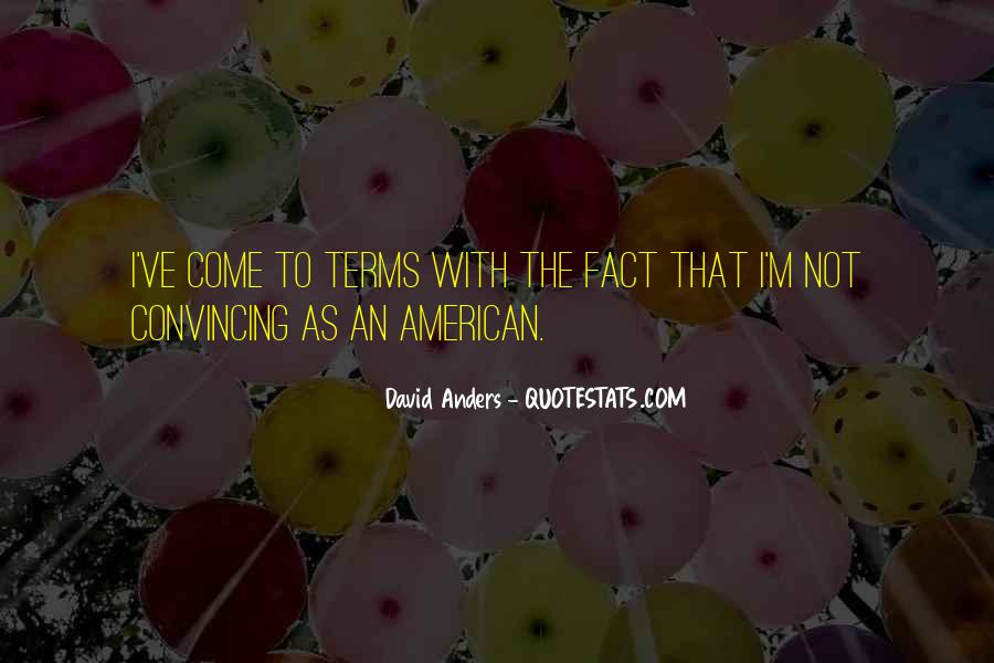 David Anders Quotes #140171