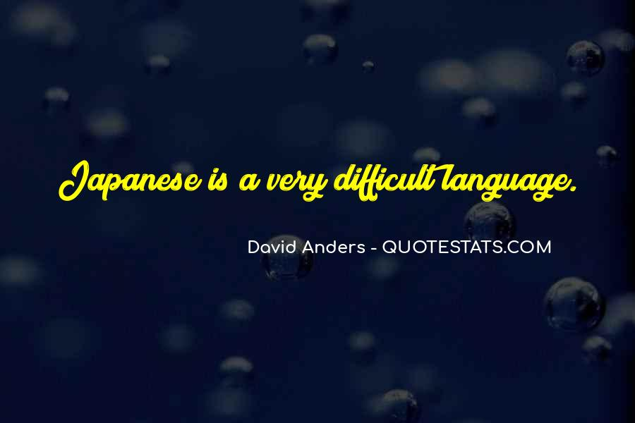David Anders Quotes #1594855