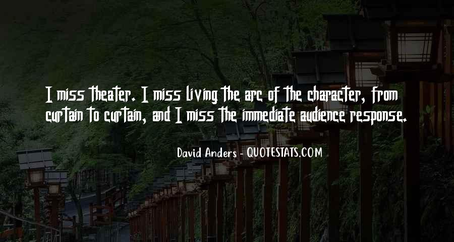 David Anders Quotes #382736