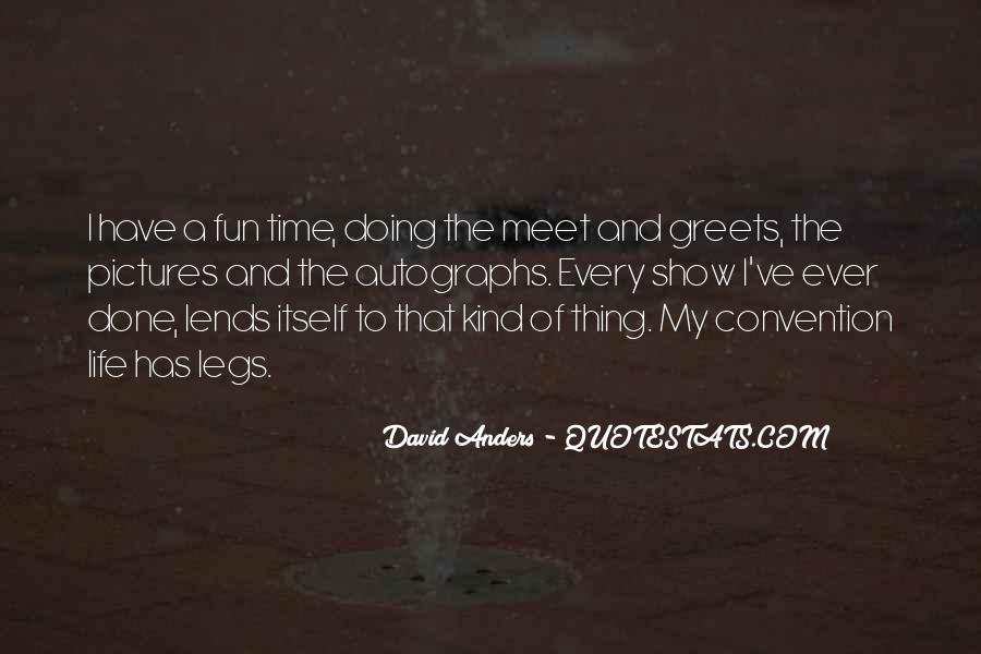 David Anders Quotes #812030