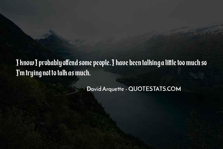 David Arquette Quotes #1521468