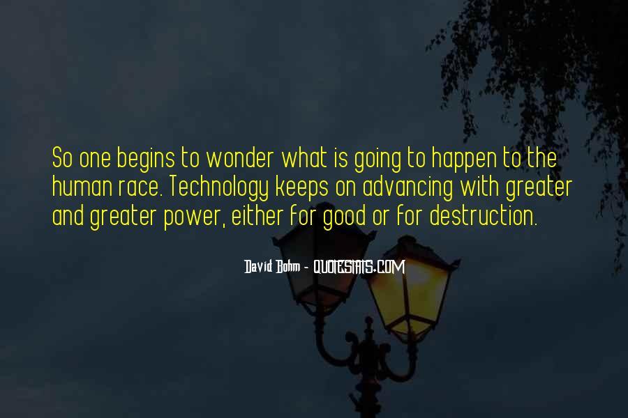David Bohm Quotes #1392153