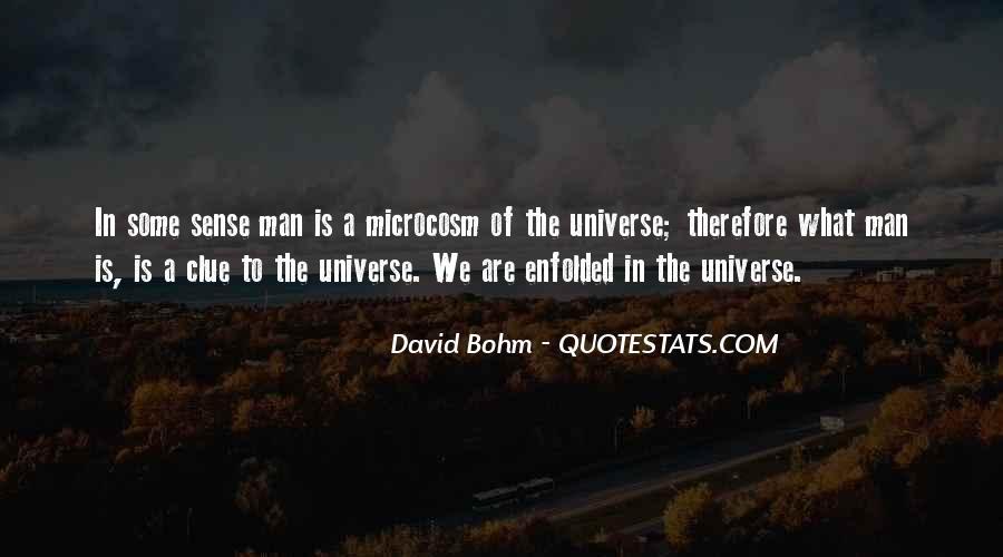 David Bohm Quotes #1431866