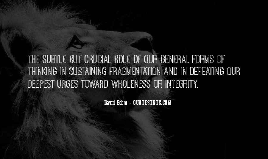 David Bohm Quotes #1471950