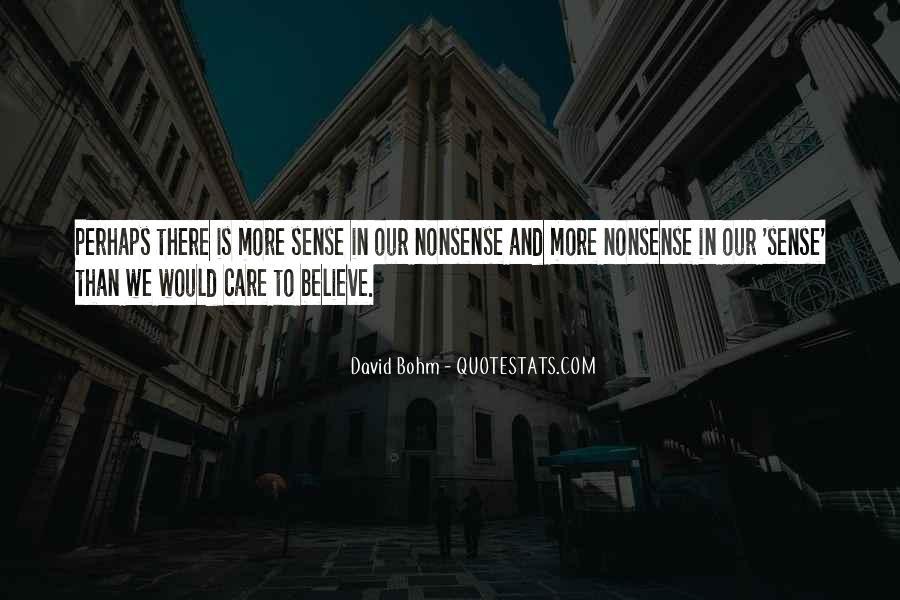 David Bohm Quotes #1606432