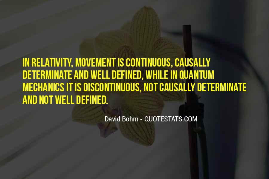 David Bohm Quotes #1618445