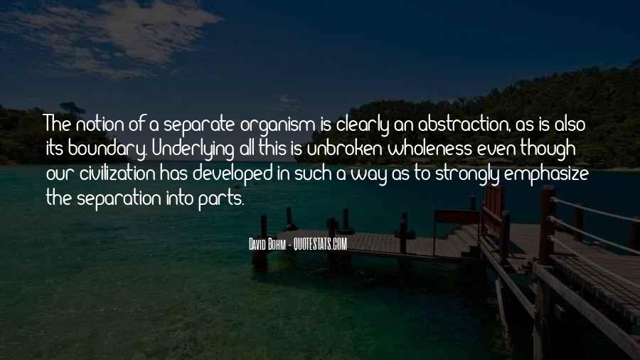 David Bohm Quotes #1786526