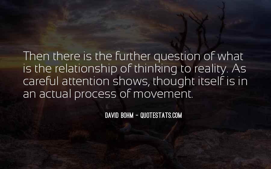 David Bohm Quotes #1821866