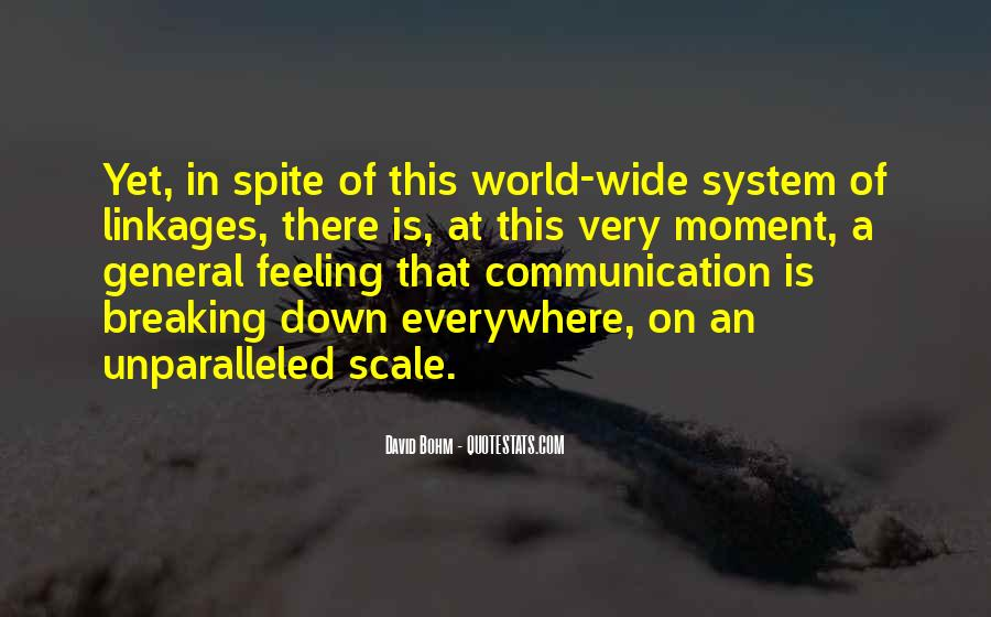 David Bohm Quotes #1860209