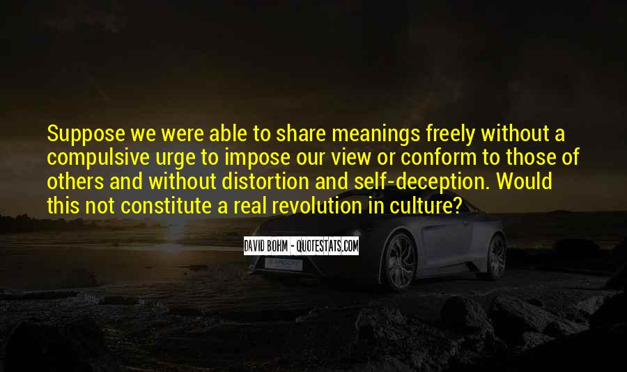 David Bohm Quotes #343883
