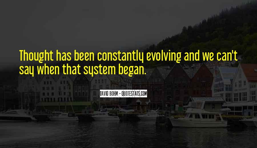 David Bohm Quotes #411035