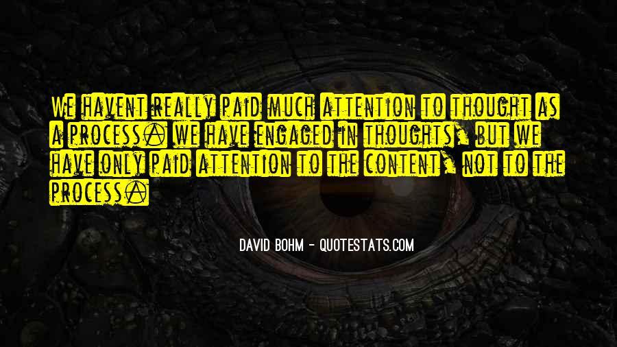 David Bohm Quotes #431787