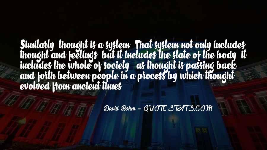 David Bohm Quotes #485478