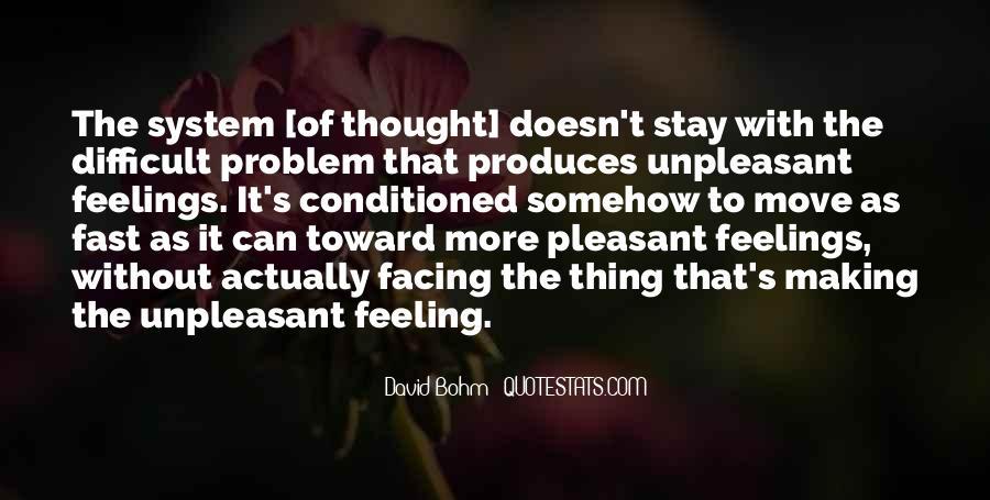David Bohm Quotes #624588