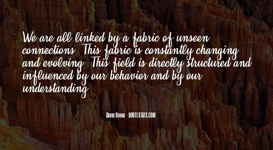 David Bohm Quotes #71804