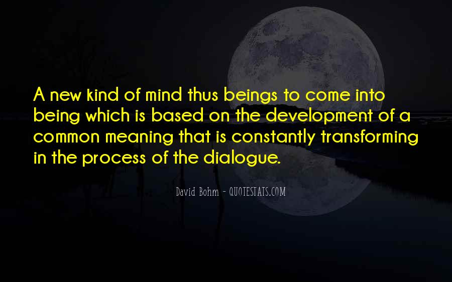David Bohm Quotes #784263
