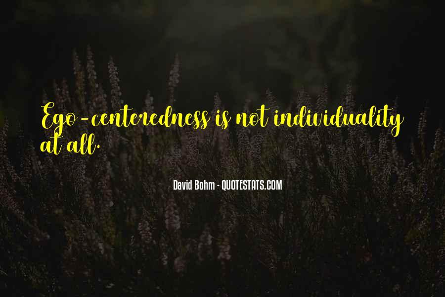 David Bohm Quotes #884153