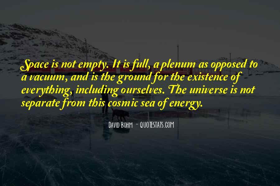 David Bohm Quotes #901173