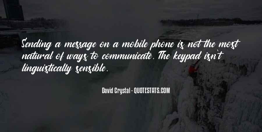 David Crystal Quotes #297302