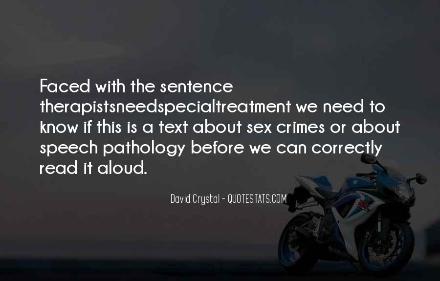 David Crystal Quotes #772448